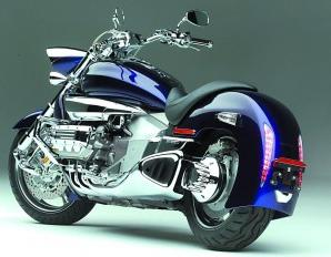 Honda Valkyrie Rune 2004: Interesting and useful information
