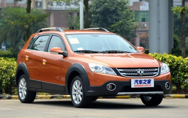 dongfeng h30 cross reviews