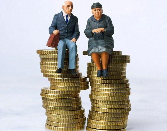 the size of the individual pension coefficient