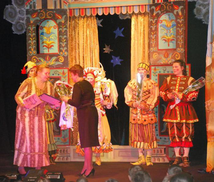 What is known about Kostroma? Puppet theater is one of its attractions