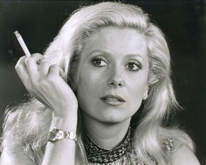 Catherine Deneuve: biography of the most famous actress of the 20th century