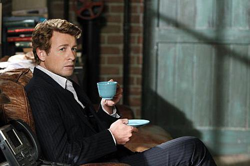 Patrick Jane. Disclosure of crimes with a smile