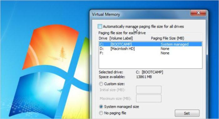 there is not enough memory in the system windows 10 what to do