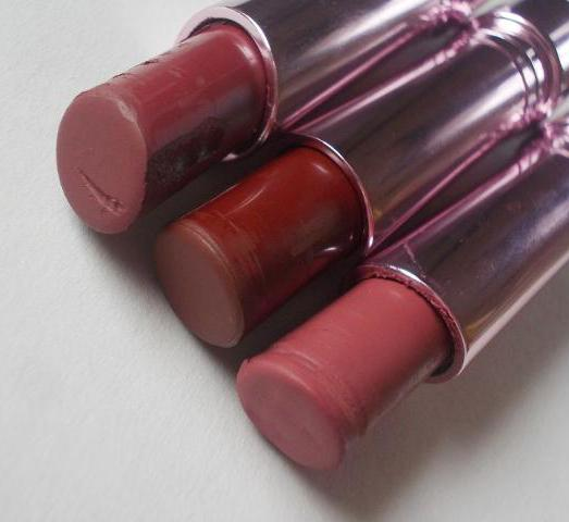 Bordovan lipstick - ideal for evening make-up