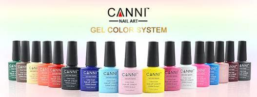 canni gel varnish
