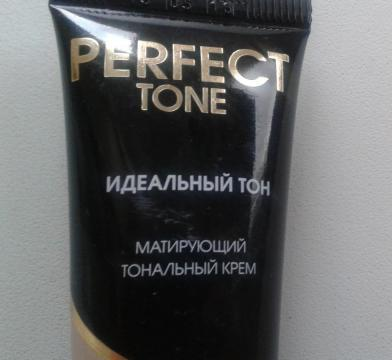 """Faberlic"" - matting tone foundation ""Ideal tone"". Reviews and features of cosmetics"
