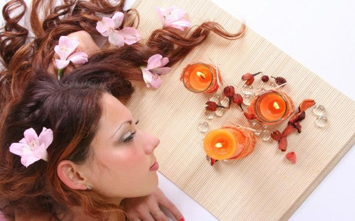 Mask for hair from eggs and honey and other secrets of nature: SPA hair salon at home!