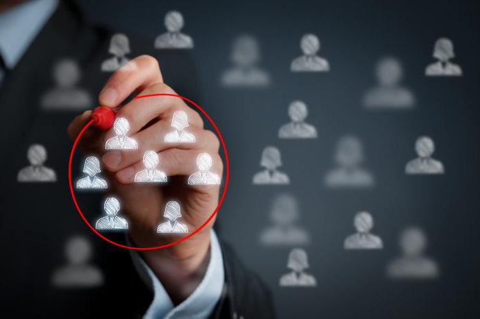 how to identify the target audience of the product