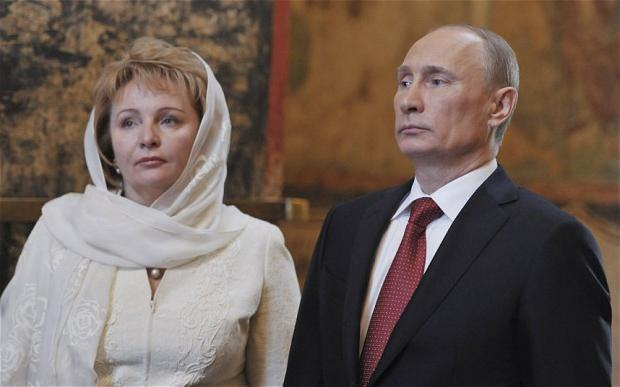 Biography of Putin's wife: career and family
