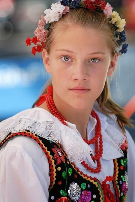 Polish names: features and meaning