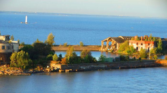 Gulf of Finland in St. Petersburg: description, climate, photo