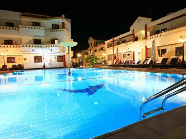 Hotel St. Constantin 5 * (Greece / о.Крит): photo, description, prices and reviews of tourists