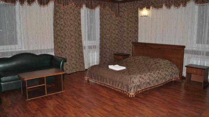 Cheap Saratov hotels: addresses, prices, description