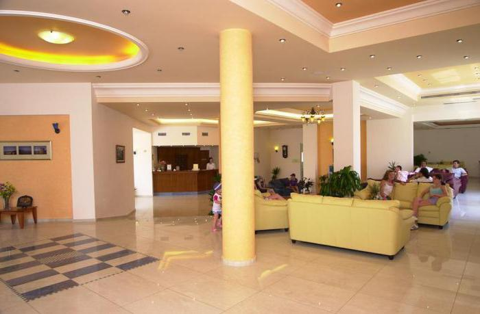 Hotel Blue Aegean 4 * (Greece, Crete): overview, description, rooms and reviews
