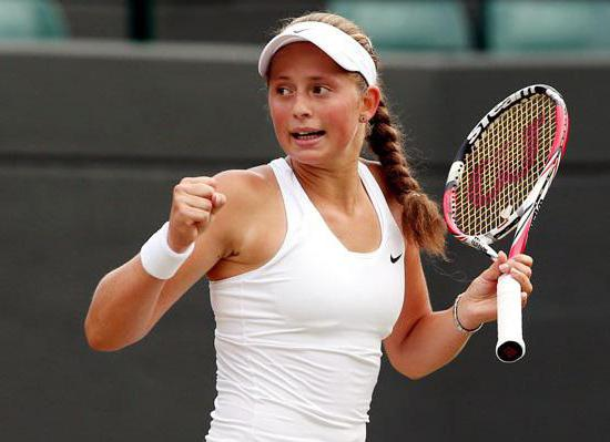 Latvian tennis player Elena Ostapenko: biography and sports career