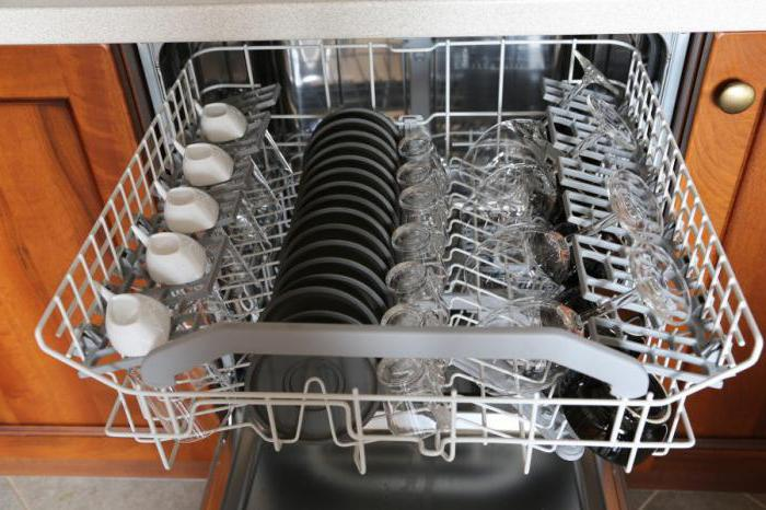 Dishwasher: operating principle, device, spare parts, operating instructions